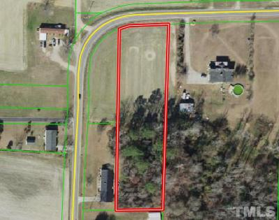 Benson Residential Lots & Land Contingent: Stricklands Crossroads Road