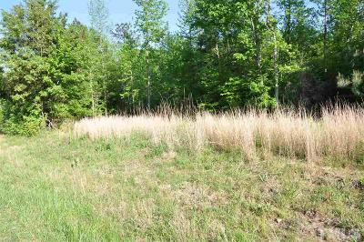 Chatham County Residential Lots & Land For Sale: St Luke Church Road
