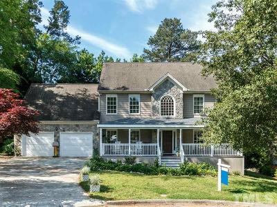 Durham Single Family Home For Sale: 5 Geneva Court