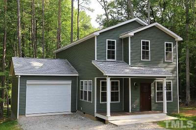 Franklinton Single Family Home For Sale: 45 Riders Court