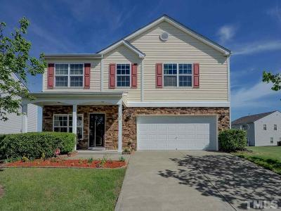 Durham Single Family Home For Sale: 1109 Damsel Way