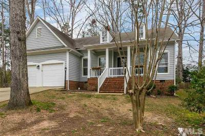 Raleigh Single Family Home For Sale: 9728 Dansington Court Northeast