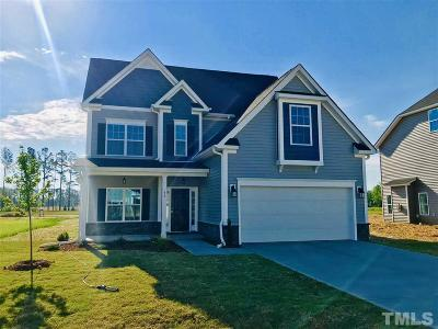 Clayton Single Family Home For Sale: 103 Joterrel Court