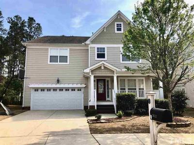 Cary NC Single Family Home For Sale: $449,900
