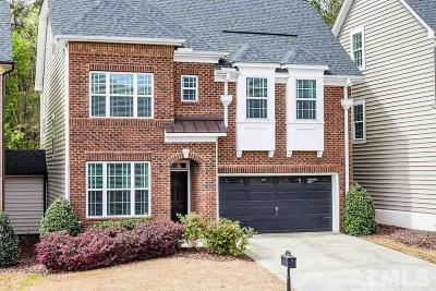 Raleigh NC Single Family Home For Sale: $550,000