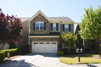 Cary Single Family Home For Sale: 1321 English Cottage Lane