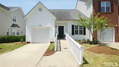 Durham Townhouse For Sale: 6526 Rossford Lane