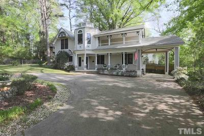 Raleigh Single Family Home For Sale: 2929 Oberry Street