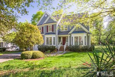 Carrboro Single Family Home For Sale: 304 Orchard Lane