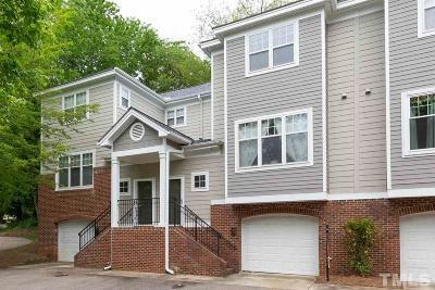 Townhouse For Sale: 608 Scales Towne Court