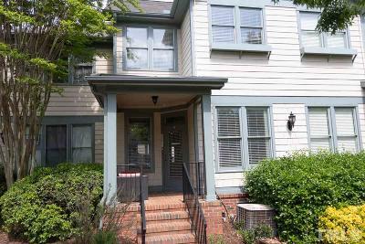Chapel Hill Condo For Sale: 503 Presque Isle Lane #503