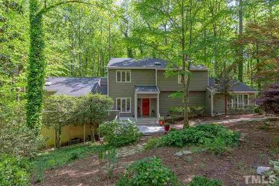 Chapel Hill Single Family Home For Sale: 629 Kensington Drive