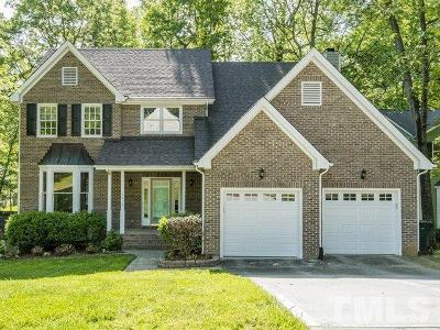 Single Family Home For Sale: 9412 Cartersville Court