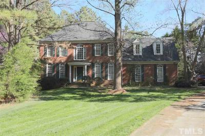 Raleigh Single Family Home For Sale: 9024 Hemingwood Court
