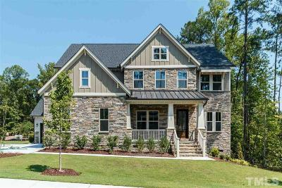 Cary Single Family Home For Sale: 1601 Cavalcade Drive #143