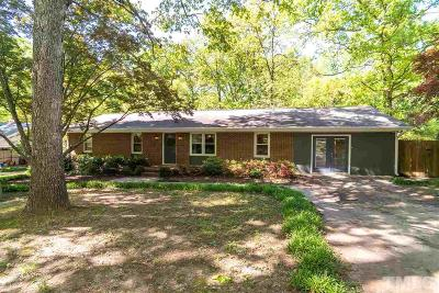 Knightdale Single Family Home Contingent: 102 Dean Place