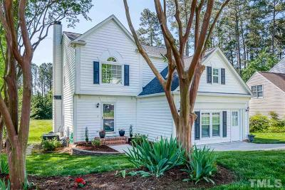 Single Family Home Pending: 205 Ashley Brook Court