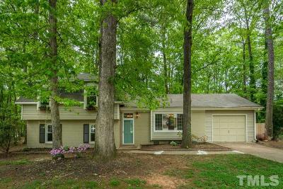 Cary Single Family Home For Sale: 1203 Kirkwall Place