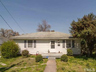 Durham Single Family Home For Sale: 911 Camden Avenue