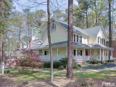 Raleigh Single Family Home For Sale: 10300 Grafton Road