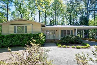 Oxford Single Family Home Contingent: 508 N Country Club Drive