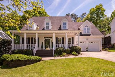 Raleigh NC Single Family Home For Sale: $499,900