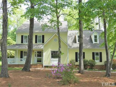Durham Single Family Home For Sale: 615 Grist Mill Lane
