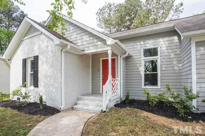 Durham Single Family Home For Sale: 9 Meetinghouse Lane