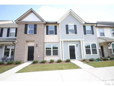 Wake Forest Rental Pending: 4474 Middletown Drive