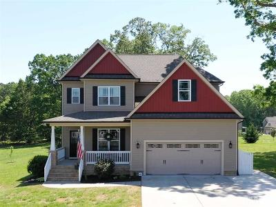 Granville County Single Family Home For Sale: 3524 Daisy Lane