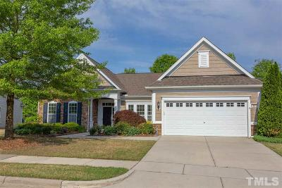 Cary Single Family Home Contingent: 407 Altarbrook Drive