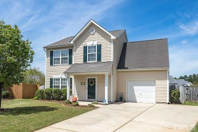 Morrisville Single Family Home Contingent: 302 Taylor Glen Drive