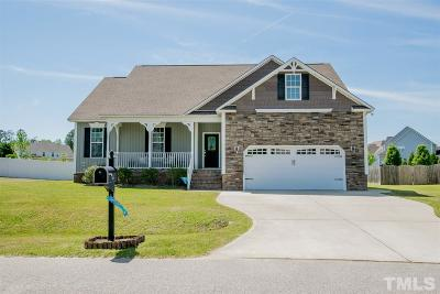 Knolls At The Neuse Single Family Home For Sale: 65 Neuse Landing Drive