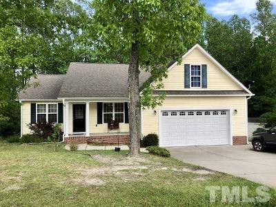 Smithfield Single Family Home For Sale: 73 Banks Road