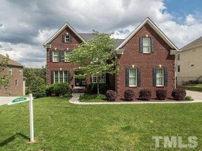 Brier Creek Single Family Home For Sale: 11102 Emerald Creek Drive