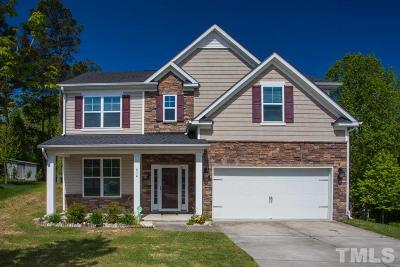 Knightdale Single Family Home Contingent: 614 Hope Valley Road