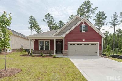Harnett County Single Family Home For Sale: 158 Glenwood Court