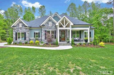 Granville County Single Family Home Contingent: 2044 Silverleaf Drive
