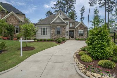 Cary Single Family Home For Sale: 2729 Belmont View Loop