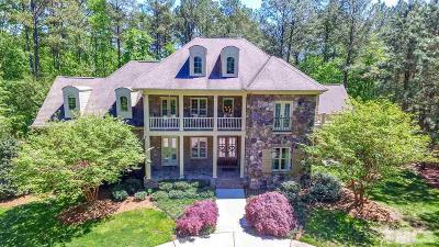 Chapel Hill Single Family Home For Sale: 77236 Stedman