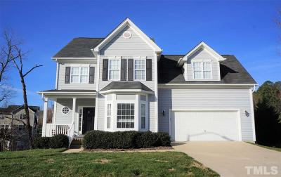 Holly Springs Single Family Home Pending: 425 Holly Thorn Trace