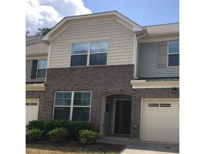 Cary Townhouse For Sale: 1141 Contessa Drive