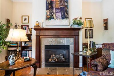 Chapel Hill Townhouse For Sale: 300 W Barbee Chapel Road