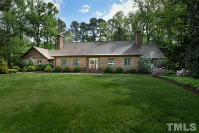 The Oaks Single Family Home For Sale: 1023 Cleland Drive
