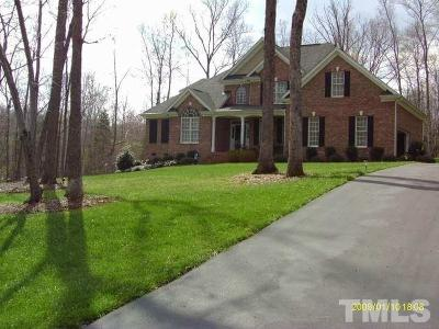 Timberlake Single Family Home For Sale: 152 Rivers Edge Drive