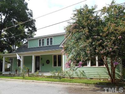 Raleigh Single Family Home For Sale: 515 Euclid Street