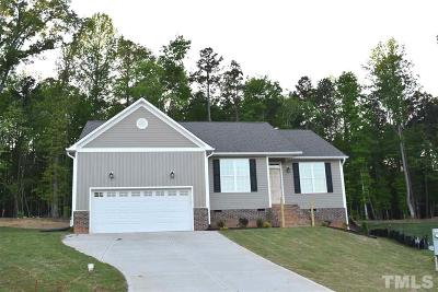 Youngsville Single Family Home Pending: 25 Tuscan Court