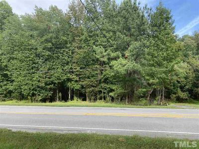Wake County Residential Lots & Land For Sale: N Main Street