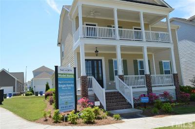 Raleigh Single Family Home For Sale: 5332 Beardall Street