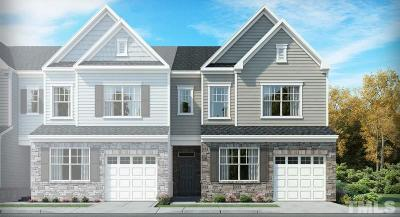 Holly Springs Townhouse Pending: 224 Beldenshire Way